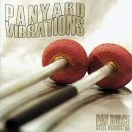"Pan Dulce Steel Orchestra cd ""Panyard Vibrations"""